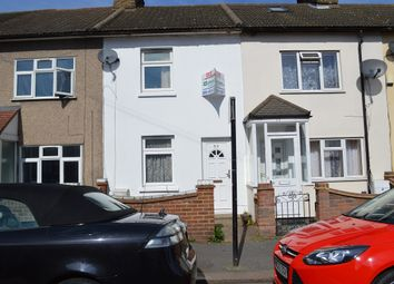 Thumbnail 2 bed terraced house to rent in Upminster Road South, Rainham