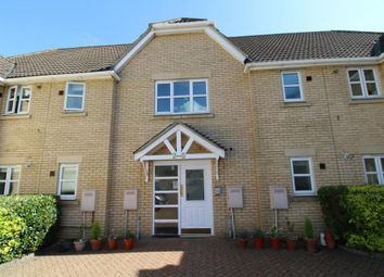 Thumbnail 2 bed flat to rent in Varrier Jones Drive, Papworth Everard, Cambridge