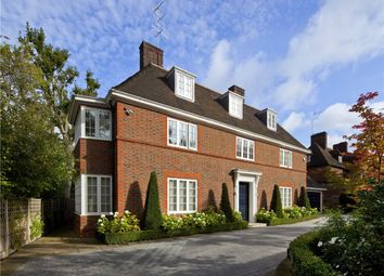 Thumbnail 6 bed detached house for sale in Ingram Avenue, Hampstead Garden Suburb, London