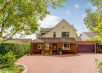 Thumbnail 3 bed detached house for sale in 32 Beamhill Road, Burton-On-Trent, Staffordshire
