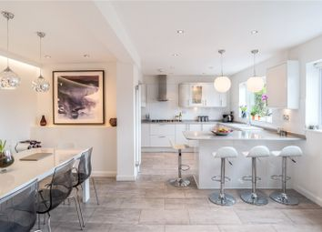 Thumbnail 5 bed detached house for sale in Grove Road, Godalming, Surrey