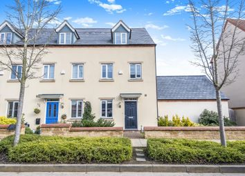 3 bed semi-detached house for sale in Whitelands Way, Bicester OX26