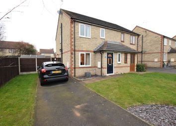 Thumbnail 3 bed semi-detached house for sale in Peach Tree Close, Scunthorpe