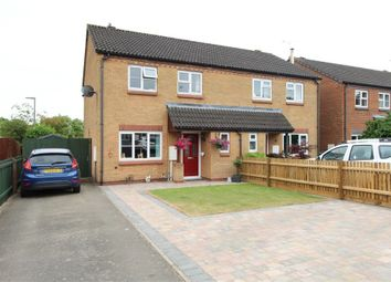Thumbnail 3 bed semi-detached house for sale in Rye Hill Avenue, Lutterworth