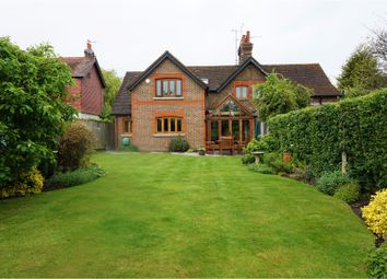 Thumbnail 3 bed detached house for sale in Dawes Green, Reigate