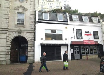 Thumbnail Retail premises to let in Braddons Cliffe, Braddons Hill Road East, Torquay