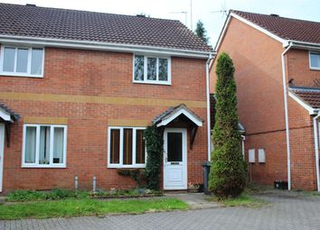Thumbnail 2 bed semi-detached house to rent in Sunbury Close, Bordon