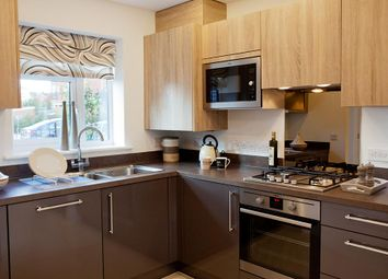 "Thumbnail 1 bed flat for sale in ""The Milton, Type A"" at Bowling Green Close, Bletchley, Milton Keynes"