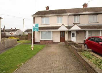 Thumbnail 3 bed terraced house for sale in Abbey Gardens, Millisle, Newtownards