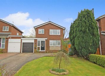 Thumbnail 3 bed link-detached house for sale in Harvey Road, Congleton