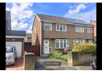 Thumbnail 3 bedroom semi-detached house to rent in Mallory Avenue, Lydiate