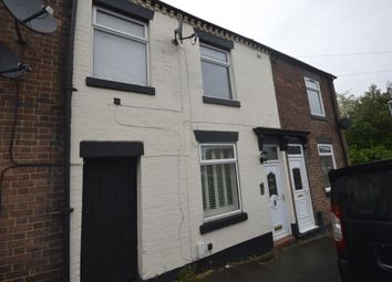 Thumbnail 2 bed terraced house to rent in James Street, Stoke-On-Trent