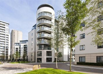 Thumbnail 1 bed flat for sale in Pump House Crescent, Brentford, Middlesex