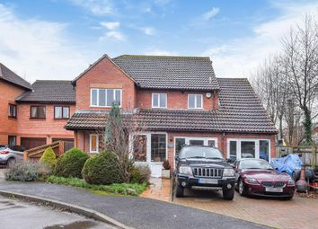 Thumbnail 3 bed detached house for sale in Manor Green, Harwell