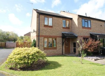 Thumbnail 3 bed end terrace house for sale in Dabinett Avenue, Hereford