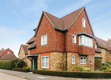 Thumbnail 4 bed detached house for sale in Bluecoat Pond, Christs Hospital, Horsham