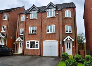 Thumbnail 4 bed semi-detached house for sale in Windermere Road, Dukinfield