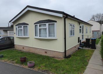 Court Farm Park, Tithe Pit Shaw Lane, Warlingham, Nr Croydon, Surrey CR6. 2 bed mobile/park home for sale