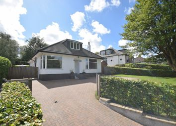 Thumbnail 5 bed detached bungalow for sale in Mearns Road, Clarkston, Glasgow