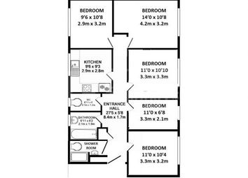 Thumbnail Room to rent in Patrick Connolly Gardens, London