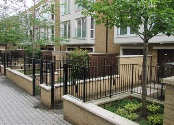 Thumbnail 3 bed terraced house to rent in Bromyard Avenue, London