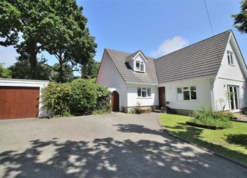 Thumbnail 4 bedroom chalet for sale in Forest Way, Highcliffe, Christchurch