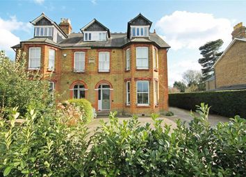 Thumbnail 5 bed property for sale in Halliford Road, Sunbury-On-Thames