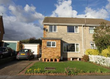 Thumbnail 3 bed semi-detached house to rent in Goodmanham Way, Cottingham