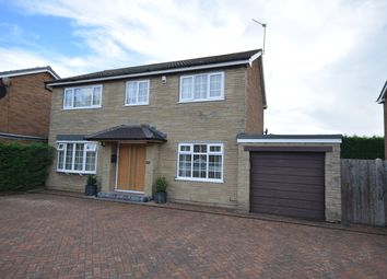 Thumbnail 4 bed detached house for sale in Goodison Boulevard, Cantley, Doncaster