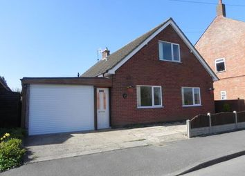 Thumbnail 4 bed detached house for sale in Highfield Street, Fleckney, Leicester