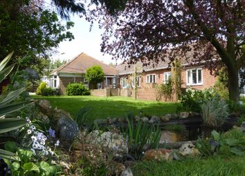 Thumbnail 8 bed detached bungalow for sale in Outwell, Cambridgeshire