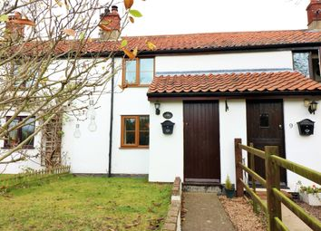 Thumbnail 2 bed terraced house for sale in Low Road, North Tuddenham