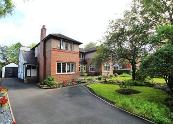Thumbnail Semi-detached house for sale in Chatsworth Road, Eccles, Manchester
