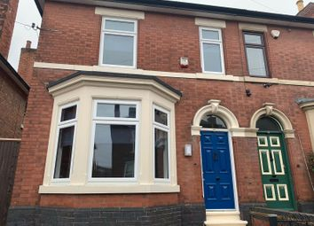 6 bed shared accommodation to rent in Empress Road, Derby DE23