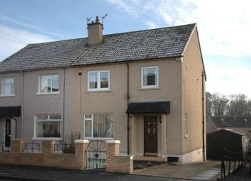 Thumbnail 3 bed semi-detached house for sale in Abbotseat, Kelso