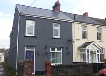 Thumbnail 3 bed end terrace house for sale in Whittington Street, Tonna, Neath .