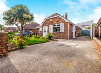 Thumbnail 3 bed detached bungalow for sale in St. Marks Crescent, Lancing