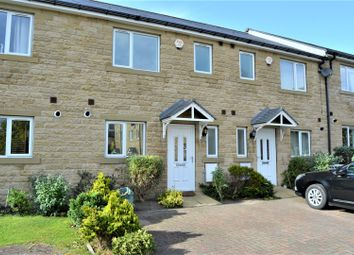 Thumbnail 3 bed town house for sale in Coniston Mews, Moldgreen, Huddersfield