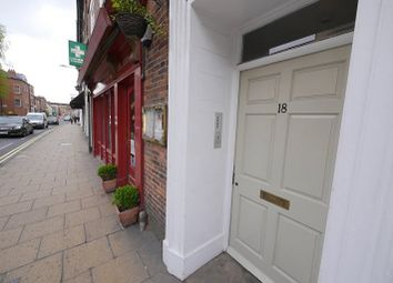 Thumbnail 2 bedroom flat for sale in Gillygate, York City Centre