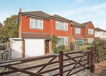 Thumbnail 3 bed detached house for sale in West Byfleet, Surrey