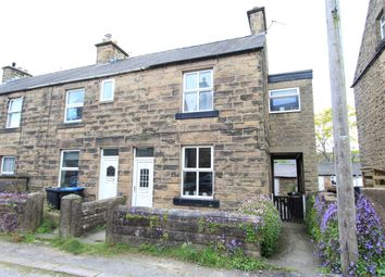 Thumbnail 2 bed end terrace house for sale in Ryecroft, Two Dales, Nr Matlock