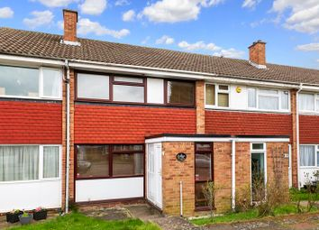 Thumbnail 3 bed terraced house for sale in Browning Close, Hampton