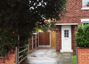 Thumbnail 2 bed semi-detached house to rent in Woodlea Grove, Armthorpe