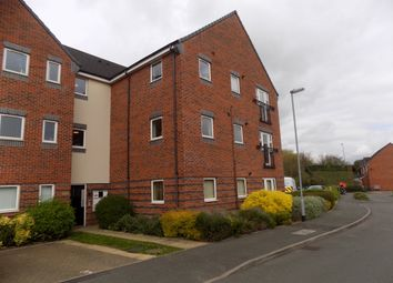 Thumbnail 2 bed flat for sale in Pipers Way, Burton Upon Trent
