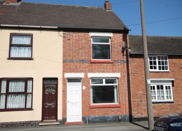 Thumbnail 2 bed terraced house for sale in Tinkers Green Road, Wilnecote, Tamworth