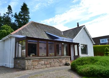 Thumbnail 4 bed detached house for sale in Streaval, Sanquhar Road, Forres