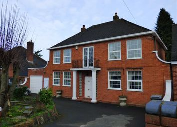 Thumbnail 4 bed detached house for sale in Ednam Road, Wolverhampton