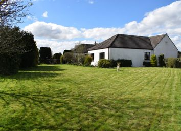 Thumbnail 4 bed detached bungalow for sale in Woodend Cottage, Closeburn, Thornhill