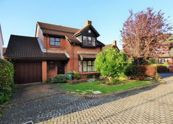 Thumbnail 4 bed detached house for sale in Chaceley Close, Abbeymead, Gloucester