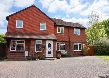 5 bed detached house for sale in Ruskin Close, Basingstoke RG21